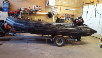 Inflatable Boat Repairs and Modifications - GasHopper Inc